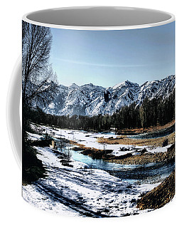 Snake River Coffee Mug by Jim Hill