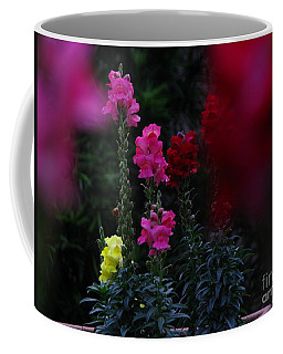 Coffee Mug featuring the photograph Snapdragon by Greg Patzer