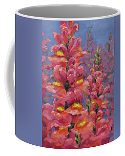 Snapdragons Coffee Mug