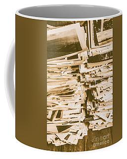 Snapshots From Times Worn Coffee Mug