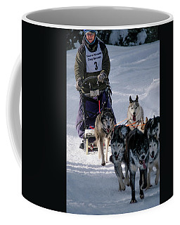 Coffee Mug featuring the photograph Sndd-1370 by Jan Davies