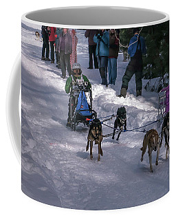 Coffee Mug featuring the photograph Sndd-1468 by Jan Davies
