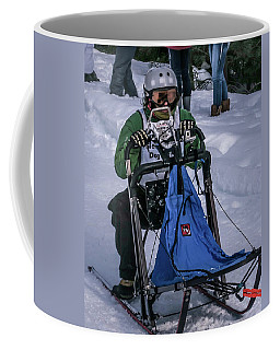 Coffee Mug featuring the photograph Sndd-1477 Tim's First by Jan Davies