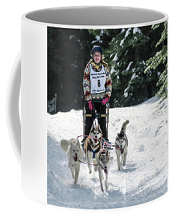 Coffee Mug featuring the photograph Sndd-1657 Hannah by Jan Davies