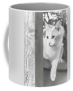 Sneak Peek Coffee Mug