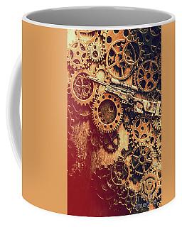 Sniper Rifle Fine Art Coffee Mug