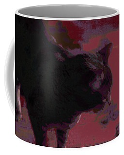 Snitten In Motion Coffee Mug by Aliceann Carlton