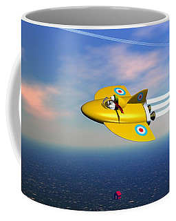 Snoopy The Flying Ace 2 Coffee Mug