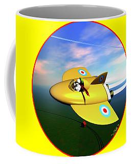 Snoopy The Flying Ace Coffee Mug