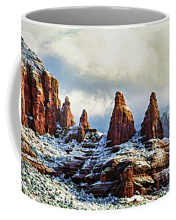 Snow 04-002 Coffee Mug