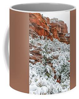 Snow 06-051 Coffee Mug by Scott McAllister