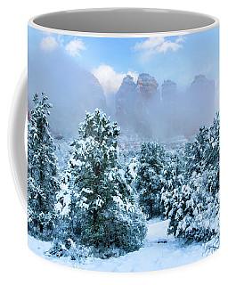 Snow 07-072 Coffee Mug by Scott McAllister
