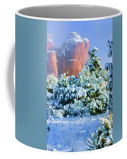 Snow 07-093 Coffee Mug by Scott McAllister