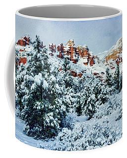 Snow 09-007 Coffee Mug by Scott McAllister