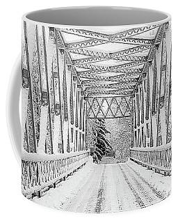 Snow Angles Coffee Mug