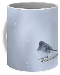 Snow Bird Coffee Mug