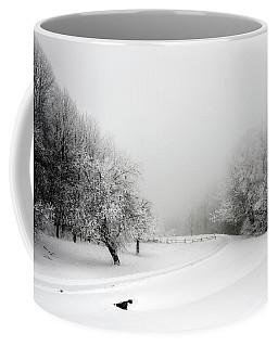 Snow Bound Coffee Mug