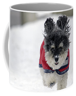 Snow Charge Coffee Mug