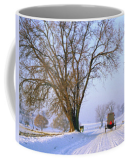 Snow Buggy Coffee Mug