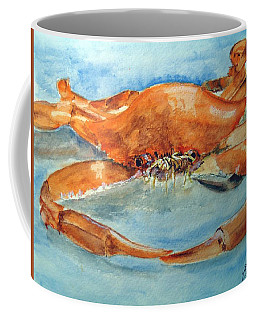 Snow Crab Is Ready Coffee Mug