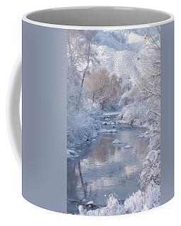 Snow Creek Coffee Mug