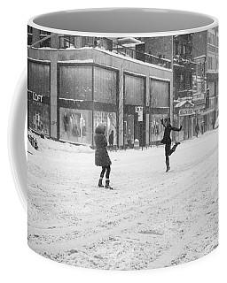Snow Dance - Le - 10 X 16 Coffee Mug