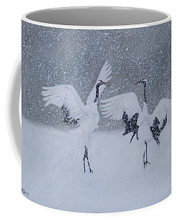 Snow Dancers Coffee Mug