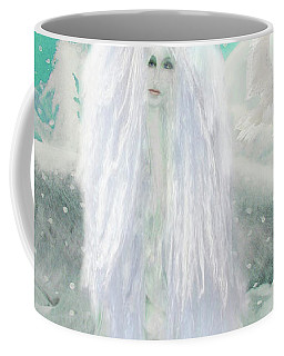 Snow Fairy Coffee Mug