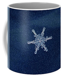 Snow Flake  Coffee Mug by Betty Pauwels