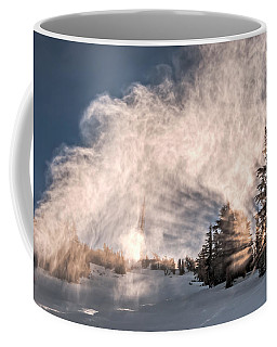Snow Flume Coffee Mug