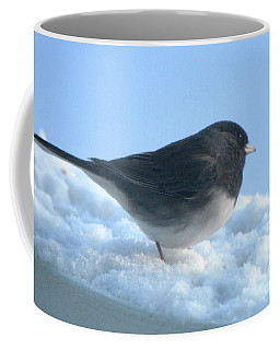 Snow Hopping #1 Coffee Mug