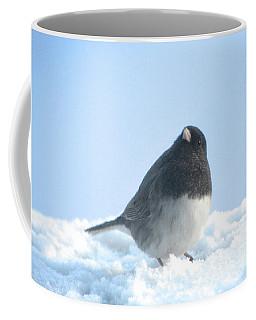 Snow Hopping #2 Coffee Mug