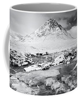 Snow In Glencoe Coffee Mug