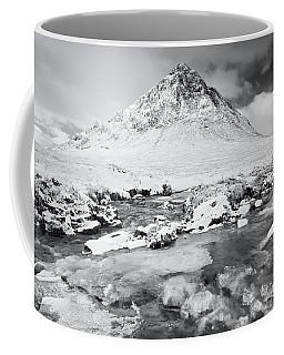Snow In Glencoe Coffee Mug