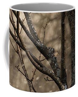Snow In The Air - Coffee Mug
