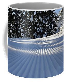 Snow Is Groovy Man Coffee Mug
