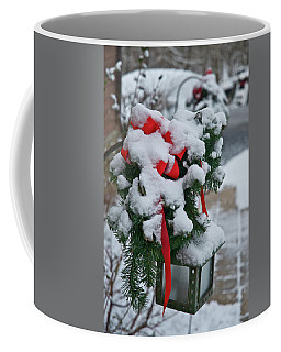 Snow Latern Coffee Mug