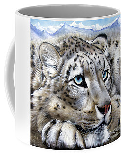Snow-leopard's Dream Coffee Mug