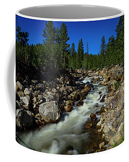 Snow Melt Stream Coffee Mug