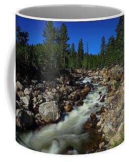 Snow Melt Stream Coffee Mug