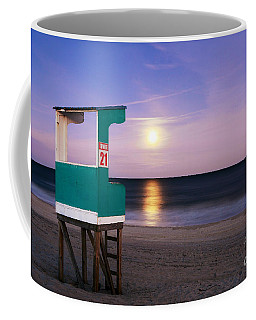 Snow Moon Rising Coffee Mug