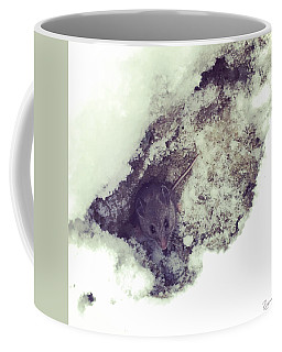 Snow Mouse Coffee Mug