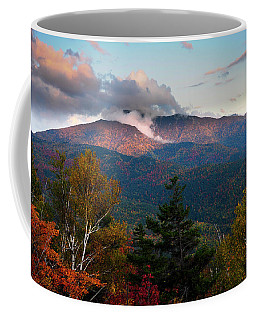 Giant Mt Sunset Coffee Mug