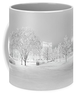Snow On Pettigrew Coffee Mug