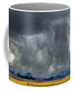 Snow On The Rockies Coffee Mug