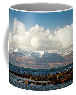 Snow Peaks Isle Of Arran Coffee Mug