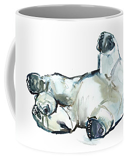 Snow Rub Coffee Mug