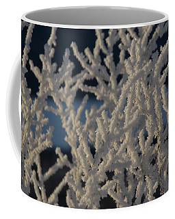 Coffee Mug featuring the photograph Snow Scean 4 by Phyllis Spoor