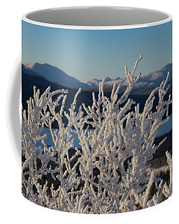 Coffee Mug featuring the photograph Snow Scene 5 by Phyllis Spoor