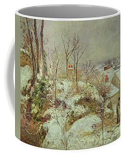 Snow Scene Coffee Mug